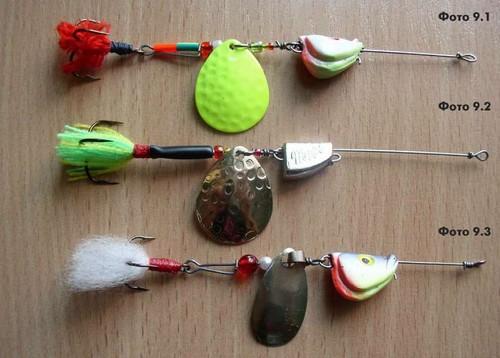Рыбалка вертушки своими руками видео