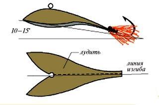 рыбалка изготовление балансира своими руками