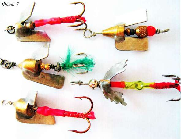 девоны для рыбалки
