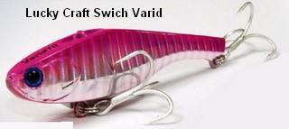 Lucky Craft Swich Varid