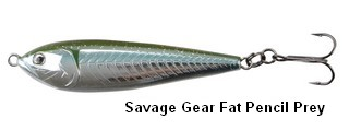 Savage Gear Fat Pencil Prey