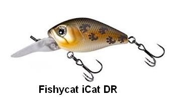 Fishycat iCat DR