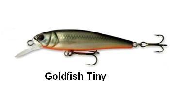 Goldy Goldfish Tiny