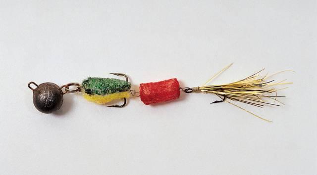 Наживки и растительные насадки для рыбалки