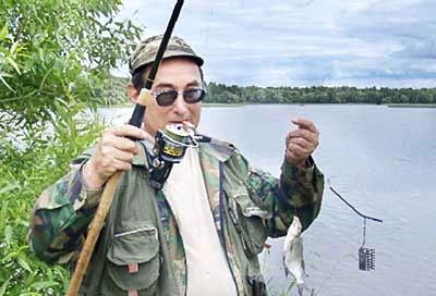 ходовой прикормка для рыбалки