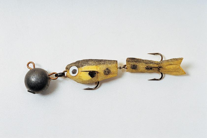как изготовить рыбку для рыбалки